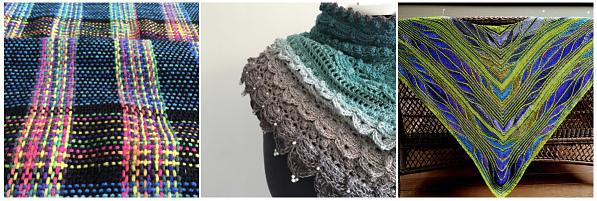 striped shawls 2